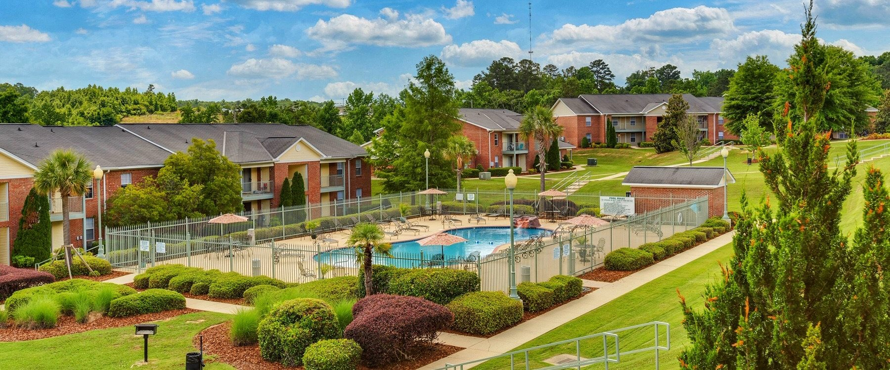 Mountain View Apartments - Tuscaloosa, AL