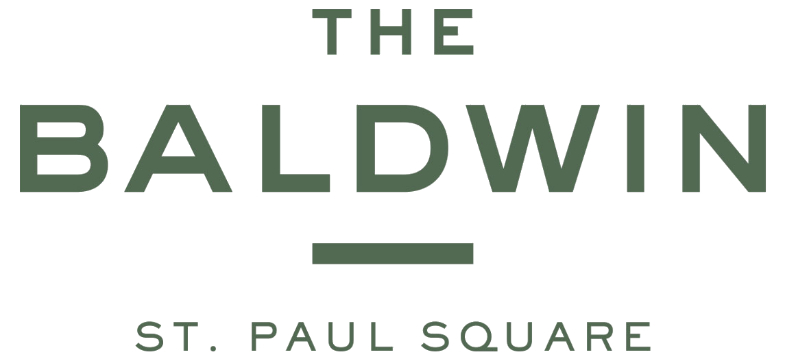 Logo at The Baldwin at St. Paul Square, San Antonio, Texas