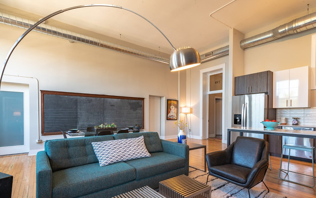 Stewart School Lofts Apartments In Chicago Il