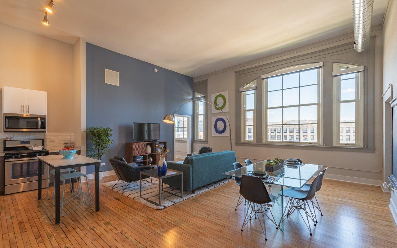 Stewart School Lofts   Apartments in Chicago, IL