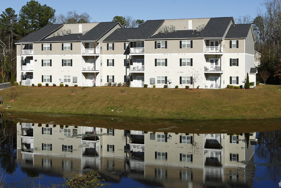 Summerlyn Cottages Apartments In Fayetteville Nc