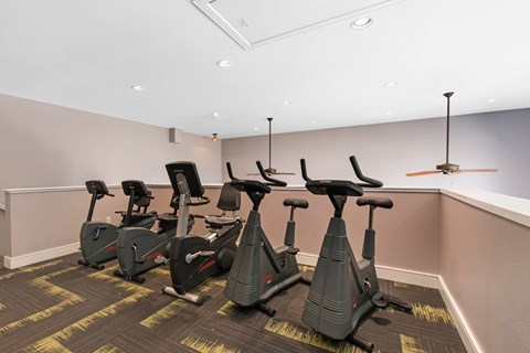 The Estates at Tanglewood |Fitness Center