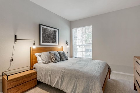 The Estates at Tanglewood|Furnished Bedroom