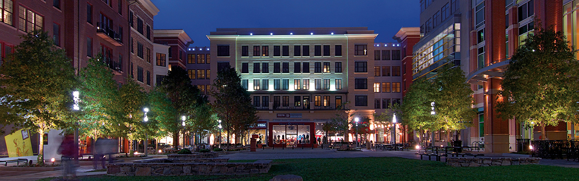 Apartments In Rockville With Ground Level Shopping And Services