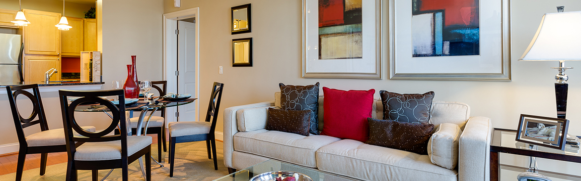 Rockville Apartments With Open Concept Floor Plans And Superior Finishes