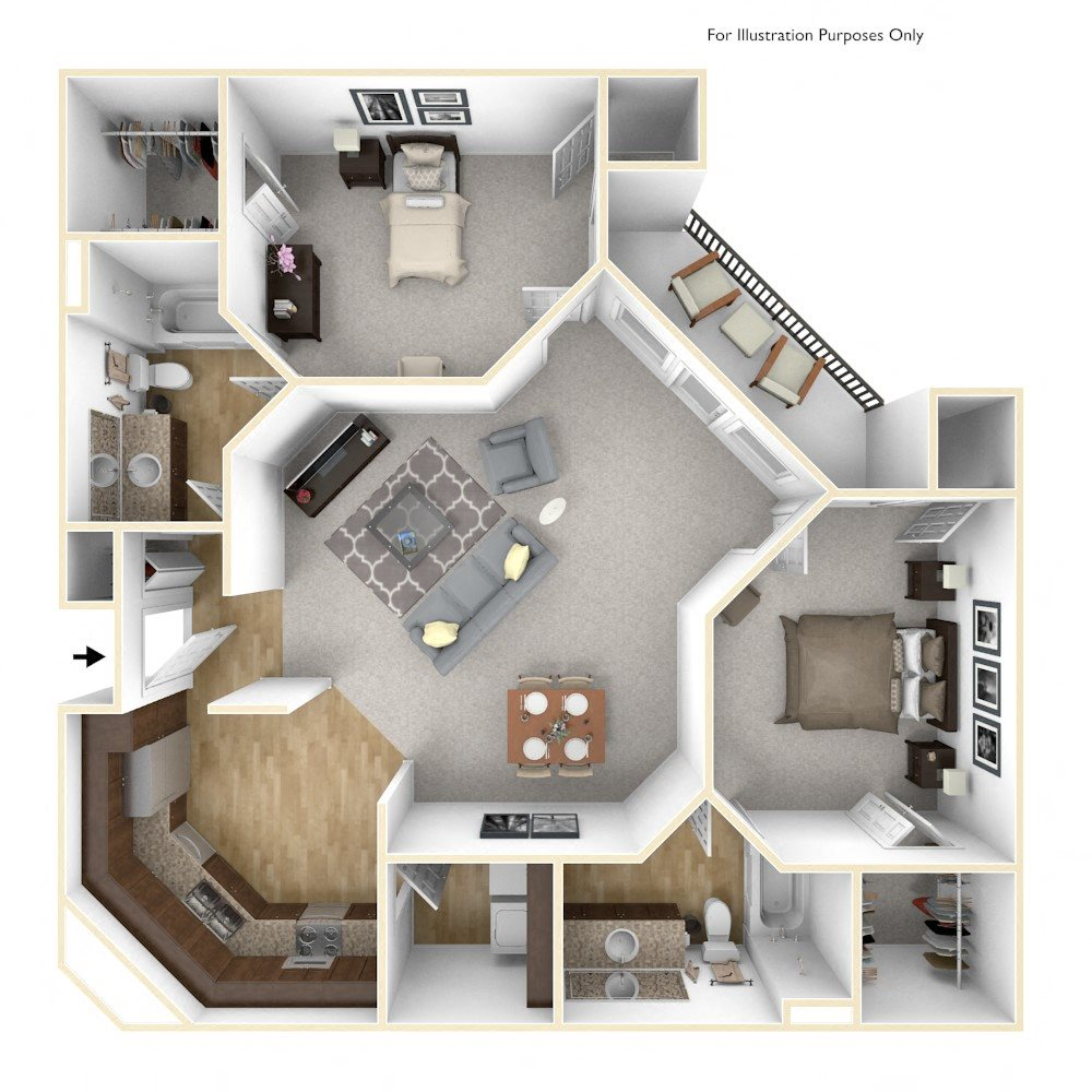 The Grand Apartments: The Grand Castle Apartment Homes EBrochure