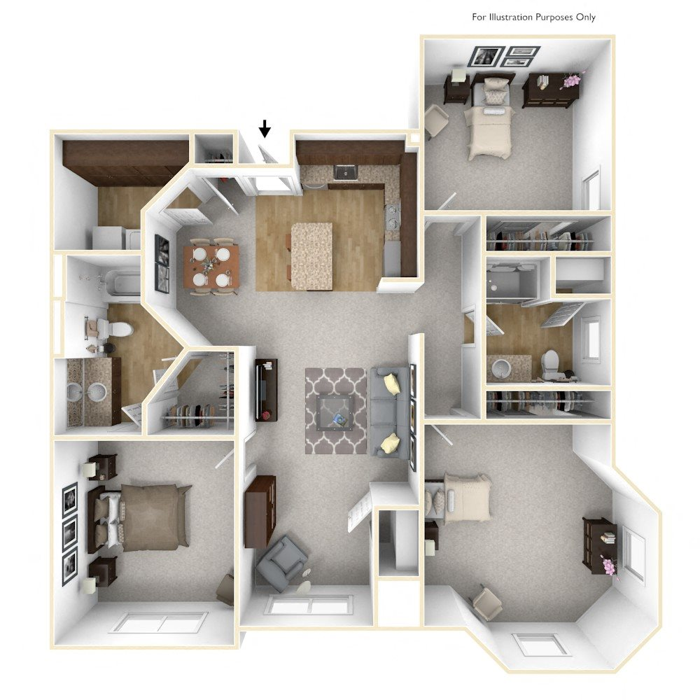 The Grand Castle Apartment Homes EBrochure