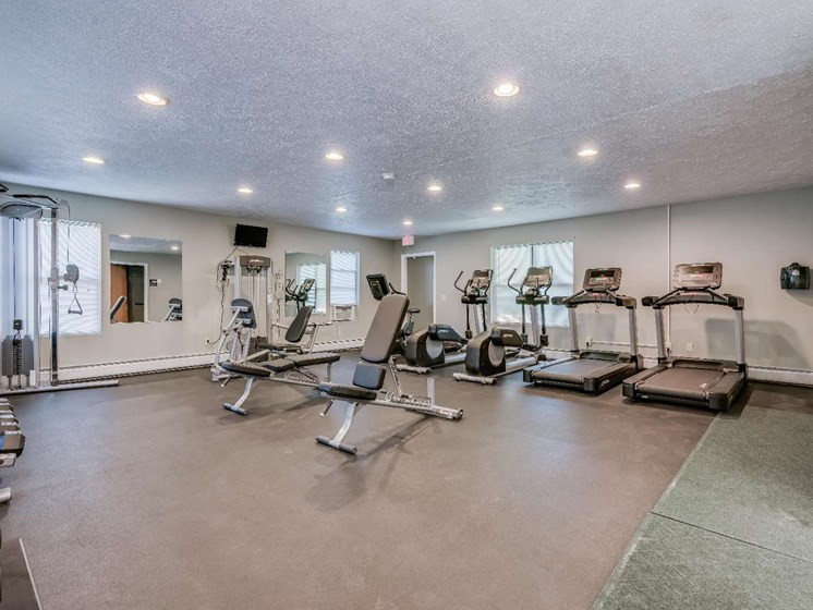 Health And Fitness Center at Parkstead Watertown at City Center, Watertown, NY, 13601