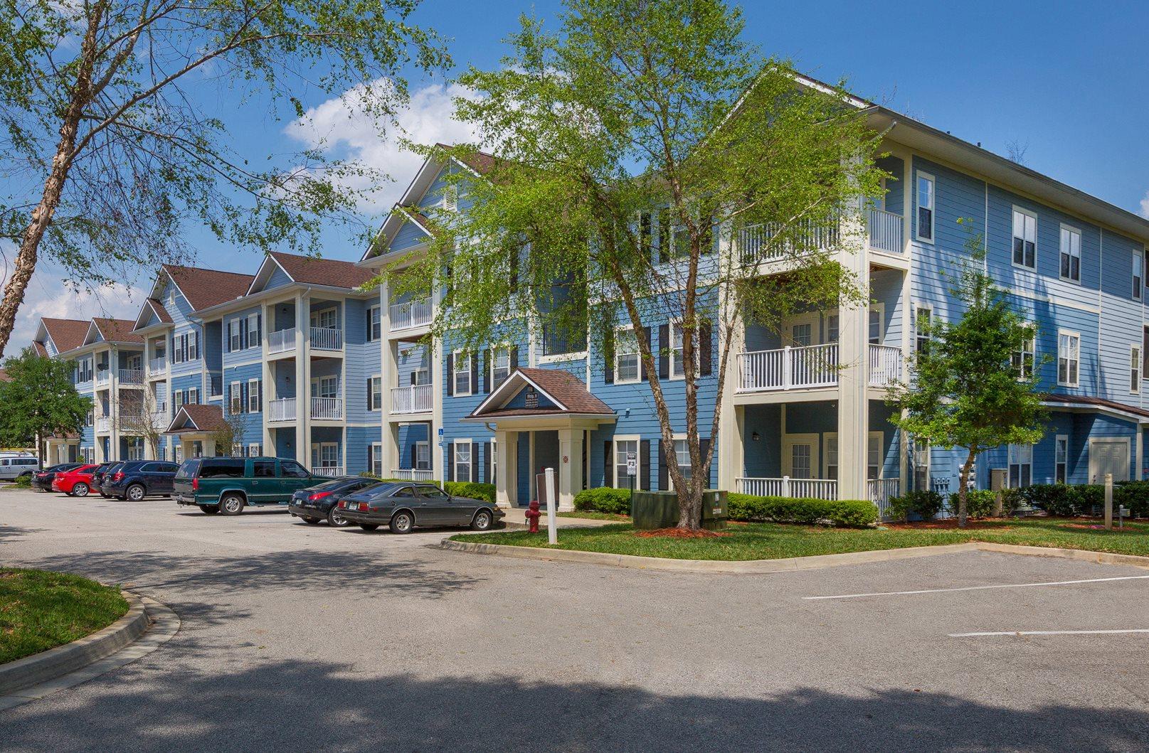Magnolia Village Apartments In Jacksonville Fl