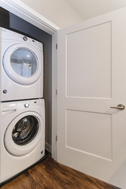Washer Dryer at Keva Flats Exton, PA apartment for rent