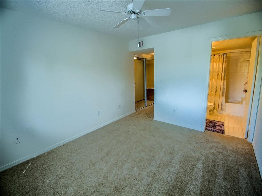 Faux Wood Grain Flooring at Coconut Palm Club Apartments, 5400 NW 55th Blvd., Coconut Creek, FL 33073