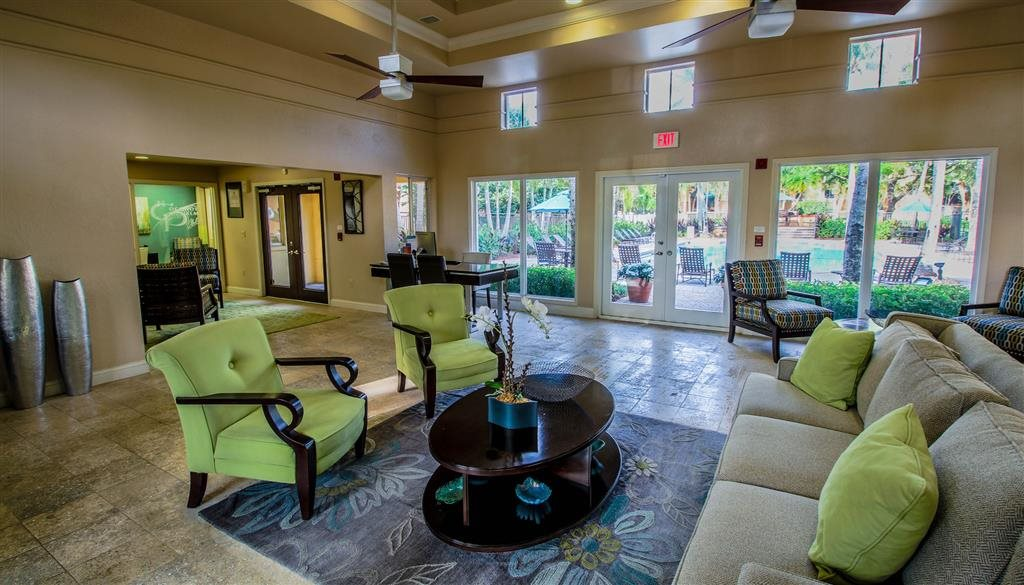 Coconut Palm Clubhouse