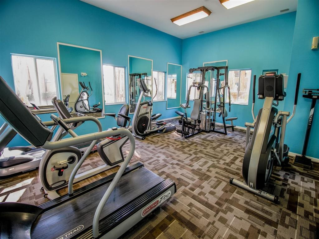 Health and Fitness Center at Coconut Palm Club Apartments, 5400 NW 55th Blvd., FL 33073
