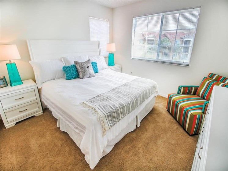 The Enclave Apartments| Bedroom