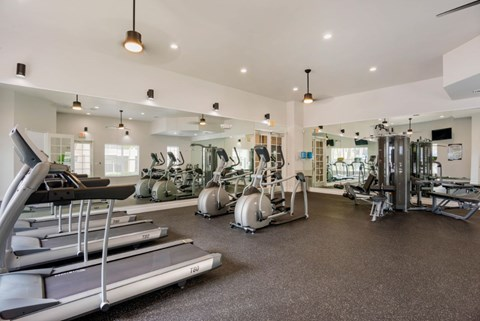 The Estates at Wellington Green | Fitness Center