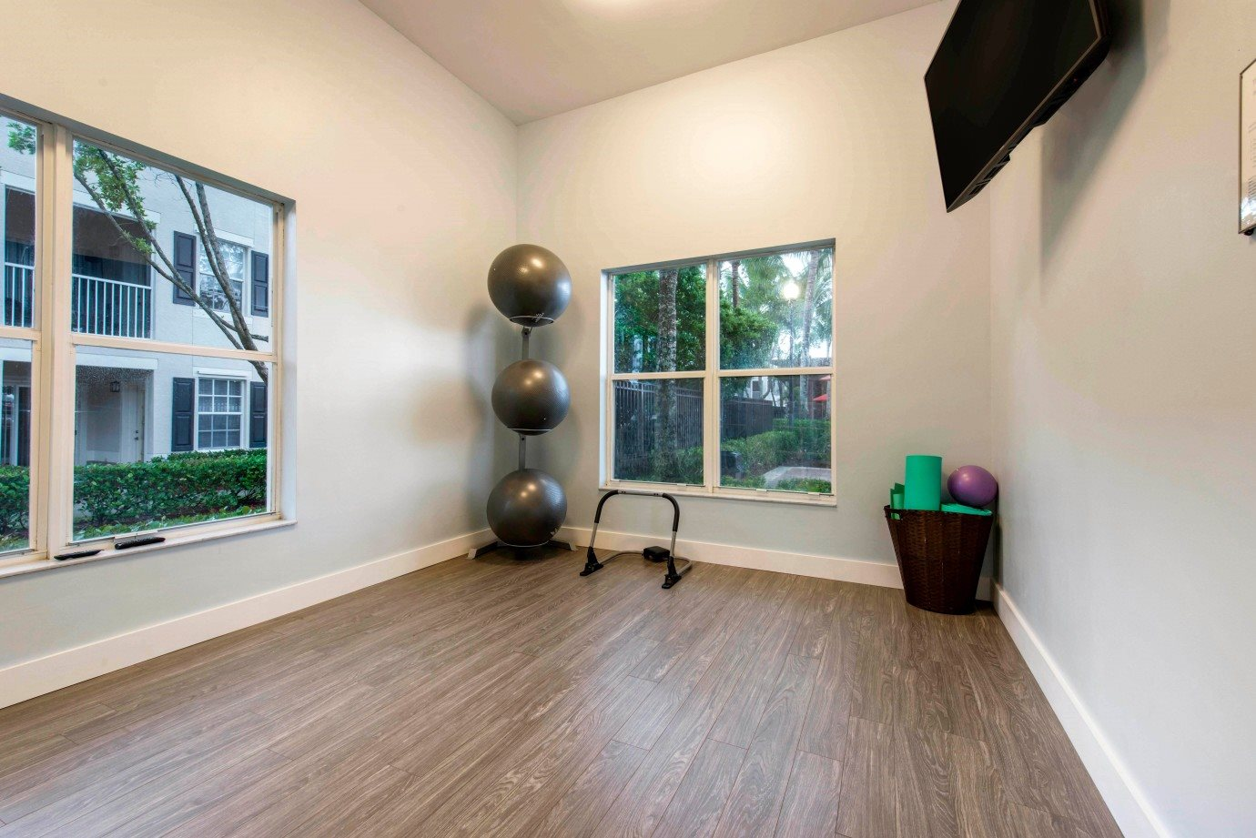 The Estates at Wellington Green| Fitness Center