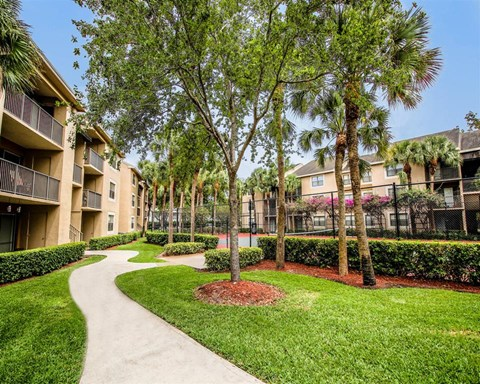 Beautiful Surroundings at Hammocks Place Apartments, 15280 SW 104th St, Miami, FL 33196