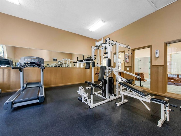 Kings Colony Fitness Center