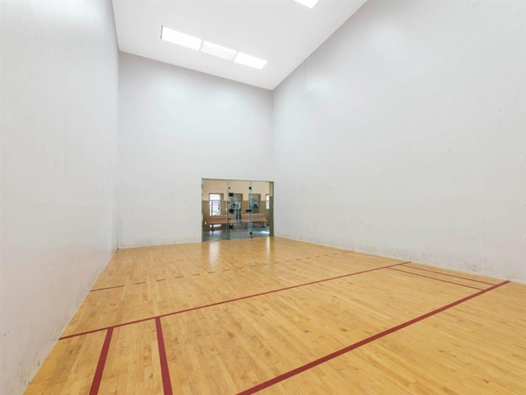 Kings Colony Fitness Center and Racquetball Court