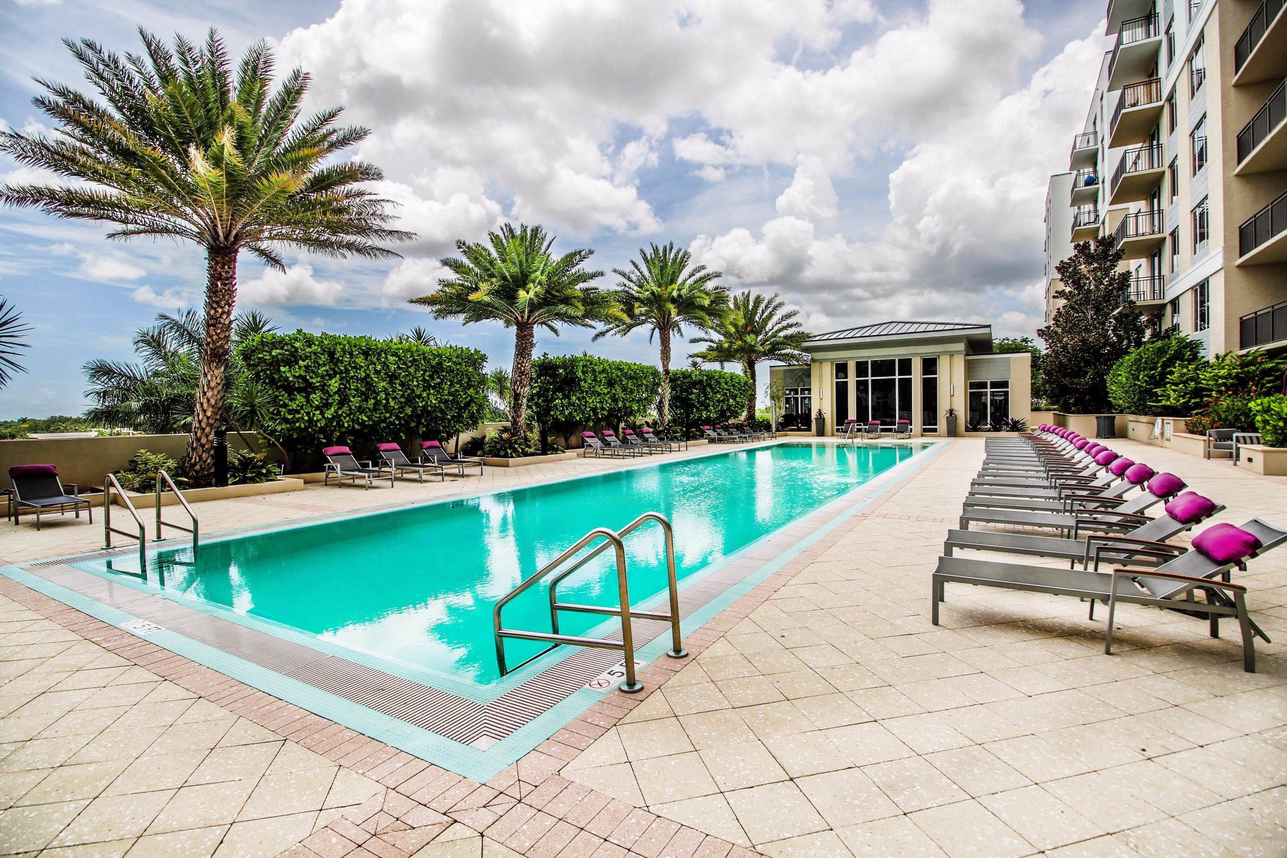 Midtown 24 Swimming Pool