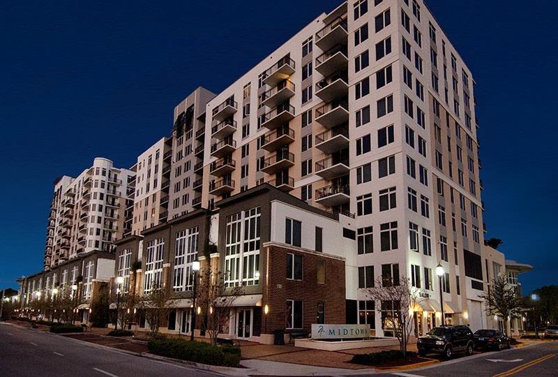 Midtown 24 Building Exterior