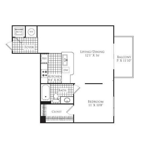 Midtown 24 Apartments In Plantation Fl Floor Plans