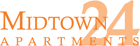 Midtown 24 Apartments Property Logo 113
