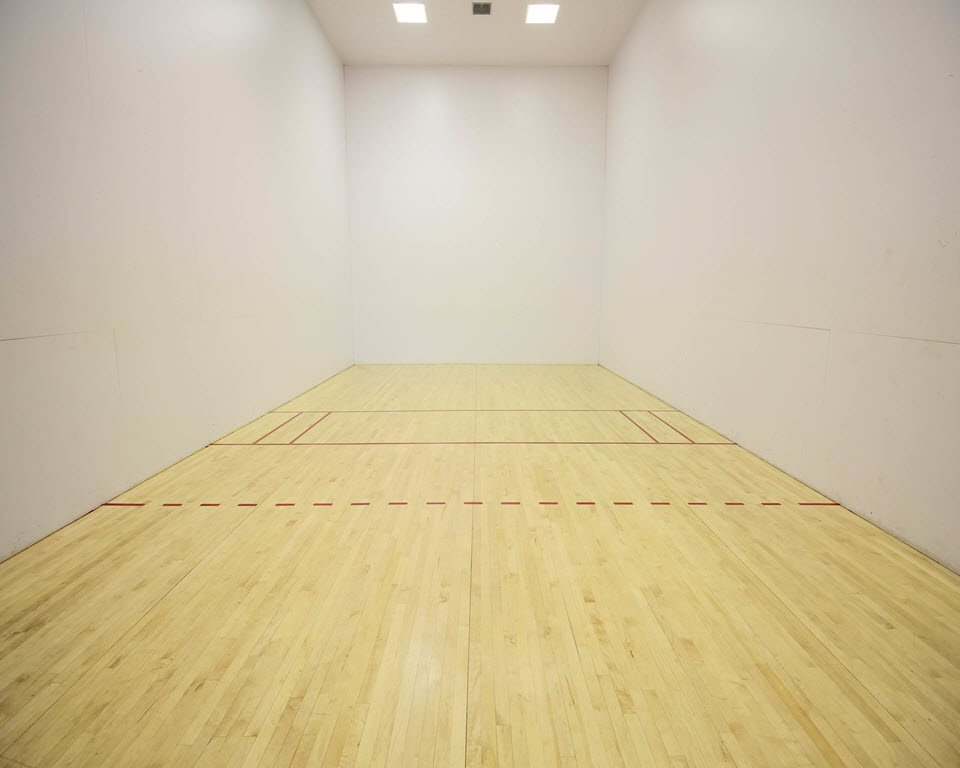 Indoor Racquetball Court at New River Cove Apartments, 3711 State Road 84, FL 33312