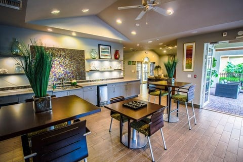 Oasis Delray Beach Apartments | Clubhouse