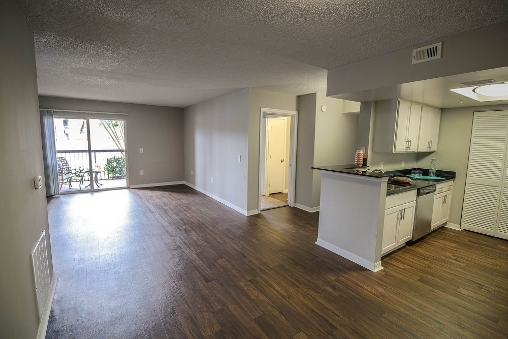 Open Floor Plans at Oasis Delray Apartments, 5600 W. Atlantic Ave., 33484