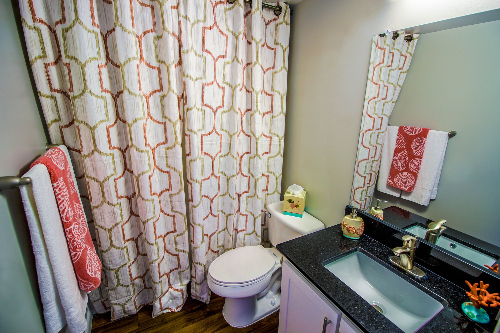 Spacious Bedrooms With Soaking Tub at Oasis Delray Apartments, 5600 W. Atlantic Ave., FL
