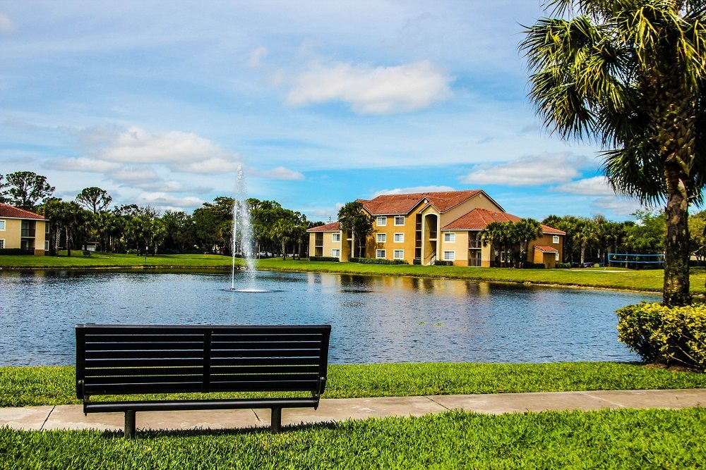 Beautiful Surroundings at Oasis Delray Apartments, 5600 W. Atlantic Ave., FL 33484