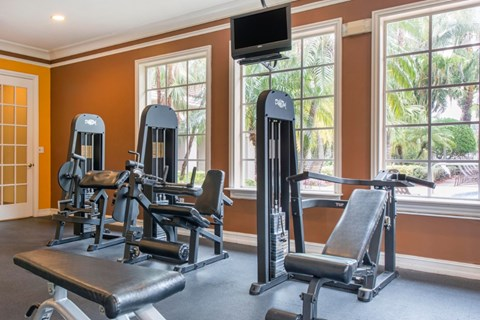 The Park at Turtle Run|Fitness Center