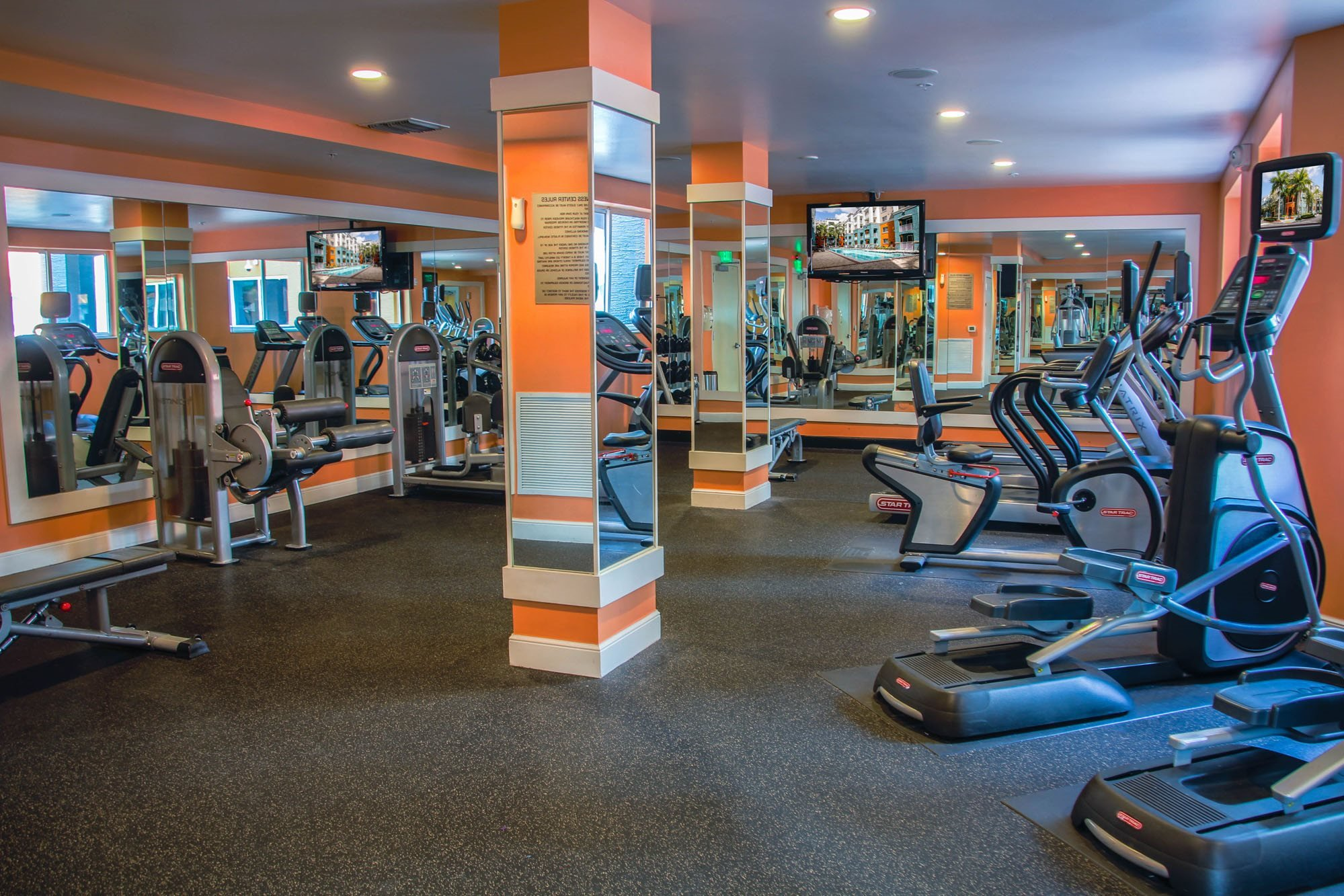 Red Road Commons| Fitness Center
