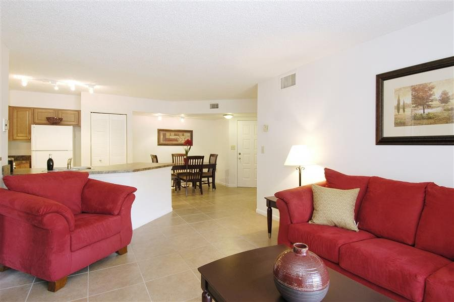 Newly Renovated Livingrooms at Sheridan Ocean Club, Dania Beach, FL,33004