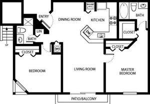 Majorca Floor Plan