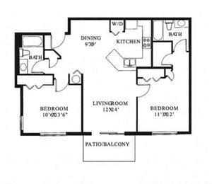 Marquesa Floor Plan