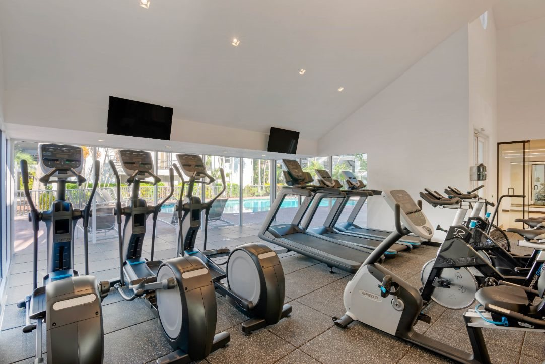 Fitness Center|Sheridan Ocean Club