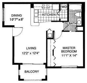 Andalusia Floor Plan | St. Andrews