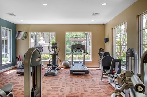 St. Andrews at Winston Park|Fitness Center