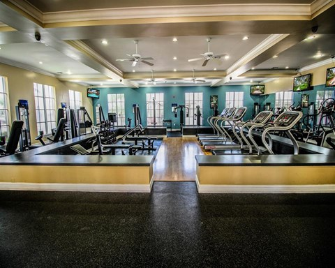 Strength and Cardio Fitness Center