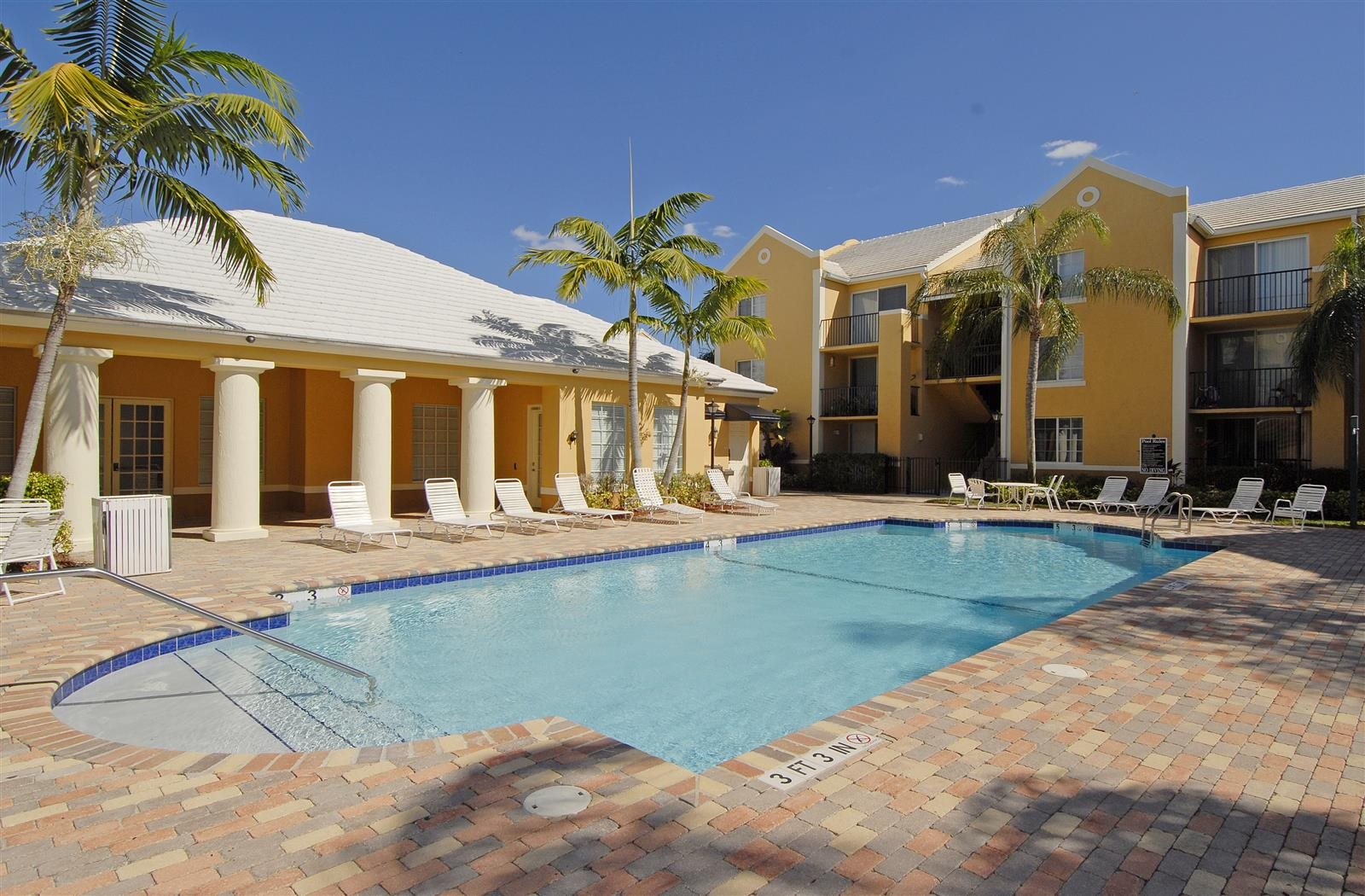 Poolside Cabanas at The Winston, Pembroke Pines, FL, 33025