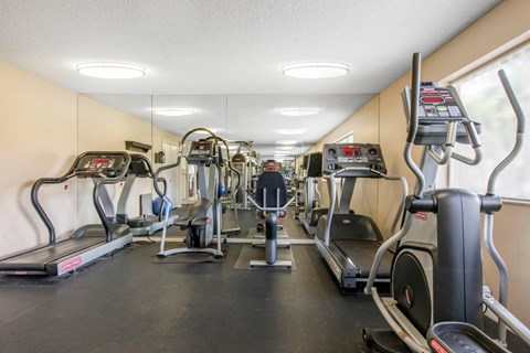 Welleby Lake Club Apartments|Fitness Center