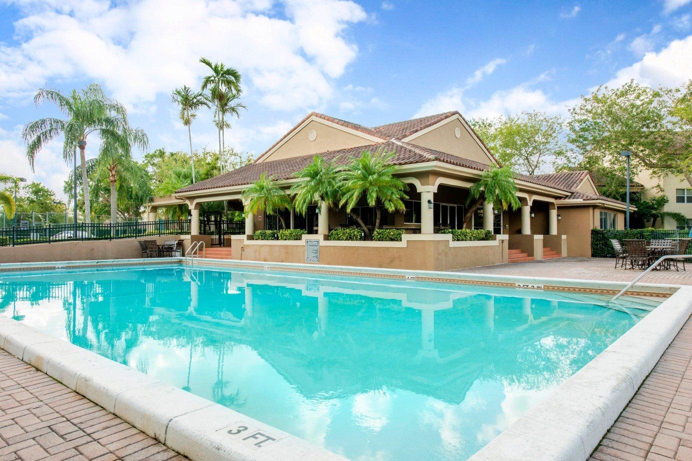Welleby Lake Club Apartments|Swimming Pool