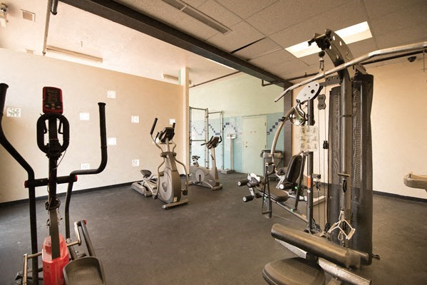 Fitness Center With Updated Equipment at Desert Creek, Albuquerque