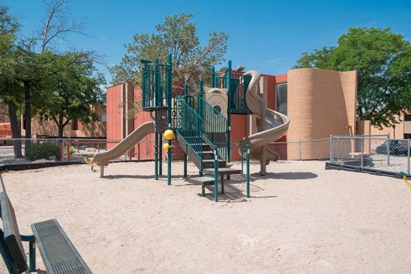 Children's Play Area at Desert Creek, New Mexico, 87107