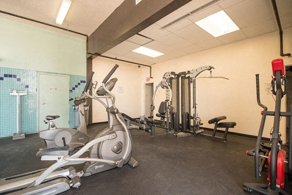 24-Hour Fitness Center at Desert Creek, Albuquerque, New Mexico