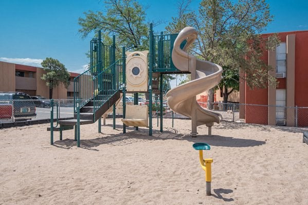 On-site Playground at Desert Creek, Albuquerque, NM 87107