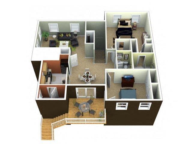 The Essington Floor Plan 5