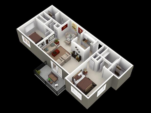 The Stratford Floor Plan 4